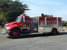 structure fire engine